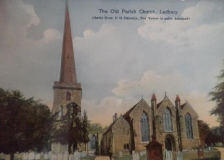 [Ledbury Parish Church]