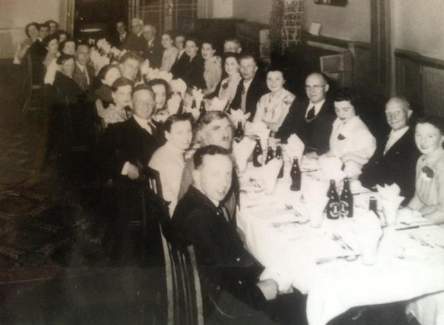 [Dinner Party 1950]
